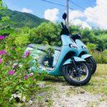 石垣島のレンタルバイク「GO SHARE」は2人乗りも出来ちゃう