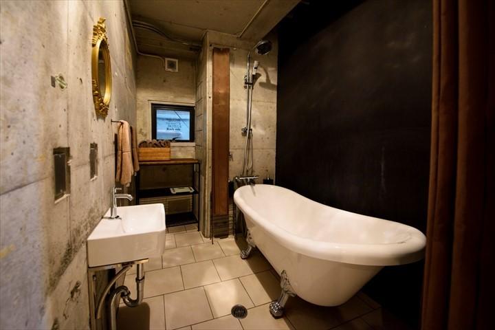 トリップショットホテルズ お風呂場