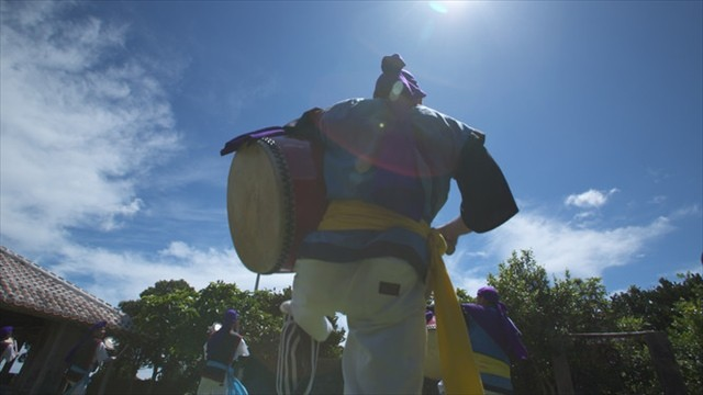 沖縄 11月 イベント 種子取祭