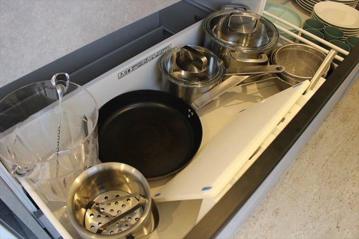 モトブテラス キッチン 鍋 フライパン