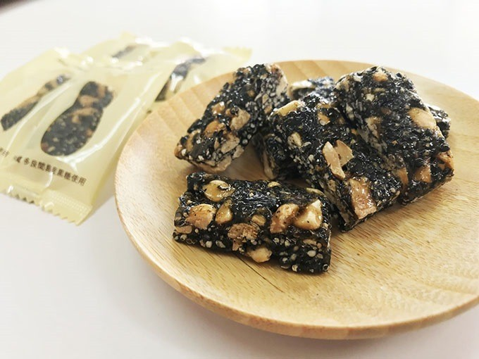 沖縄 お取り寄せ 黒糖黒ゴマピーナッツクランチ