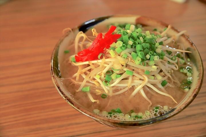 久米島 グルメ やんぐゎ 島味噌もやしそば