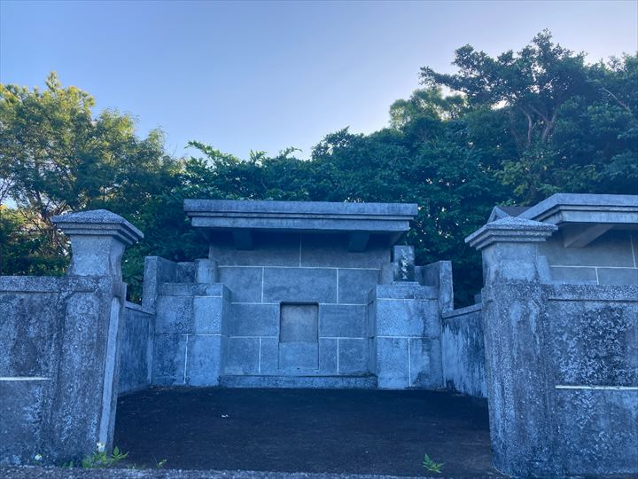 沖縄 墓 慣習