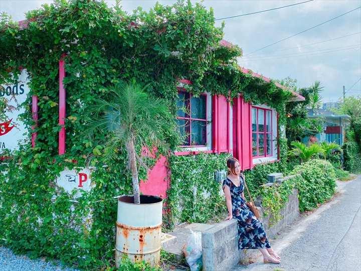 レトロかわいい港川外人住宅|おすすめランチ・カフェ・雑貨