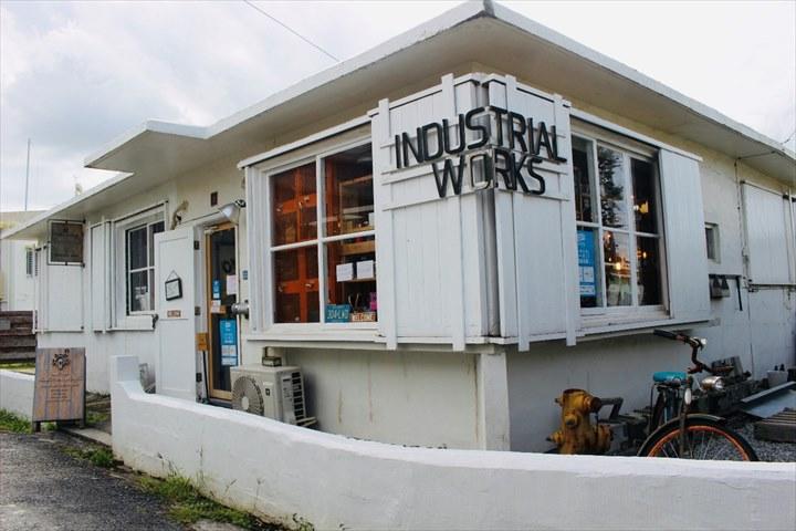 港川外人住宅 INDUSTRIAL WORKS
