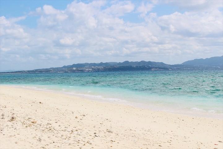 伊江島 伊江ビーチ