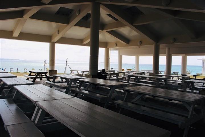 伊江島 伊江ビーチ パーラー