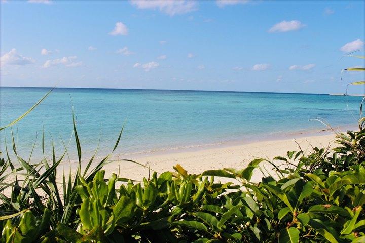 伊江島 ビーチ GIビーチ