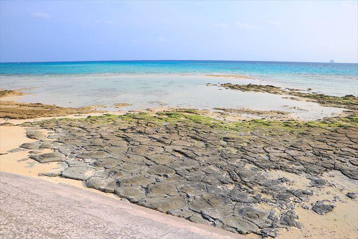 久米島 一周 畳石