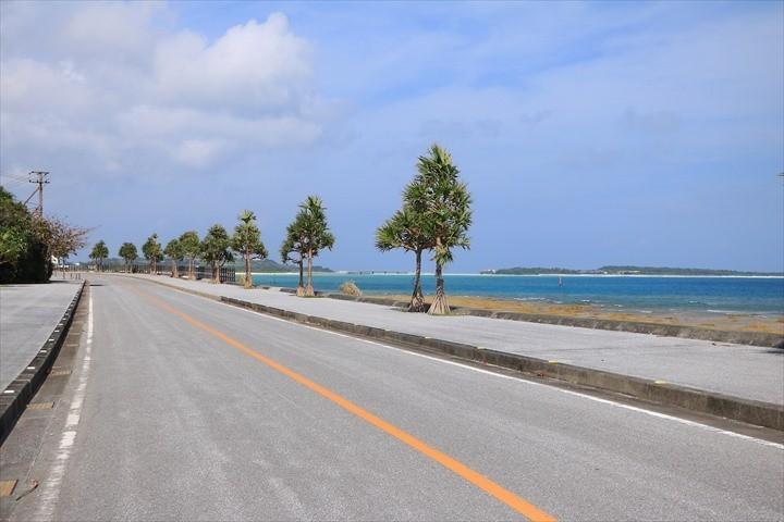 久米島 一周 島尻集落