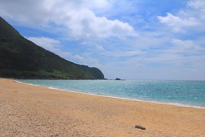 久米島 一周 アーラ浜