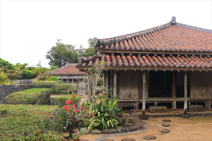 久米島 一周 上江洲家住宅