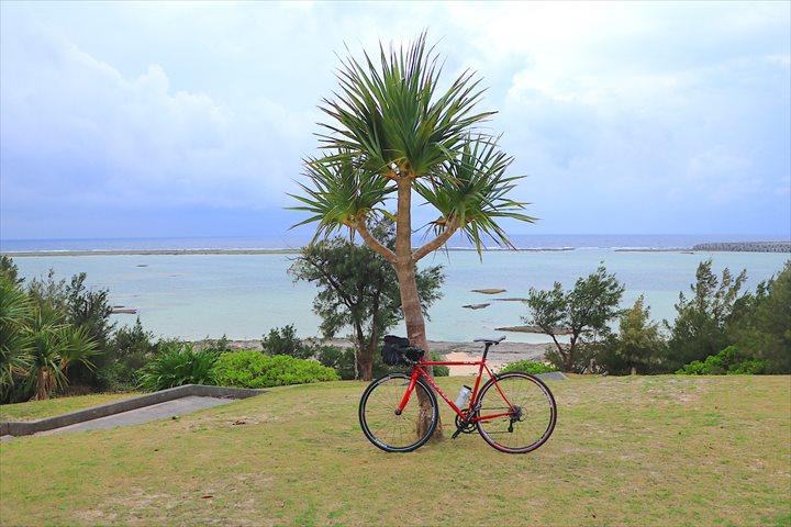 久米島 一周 シンリ浜