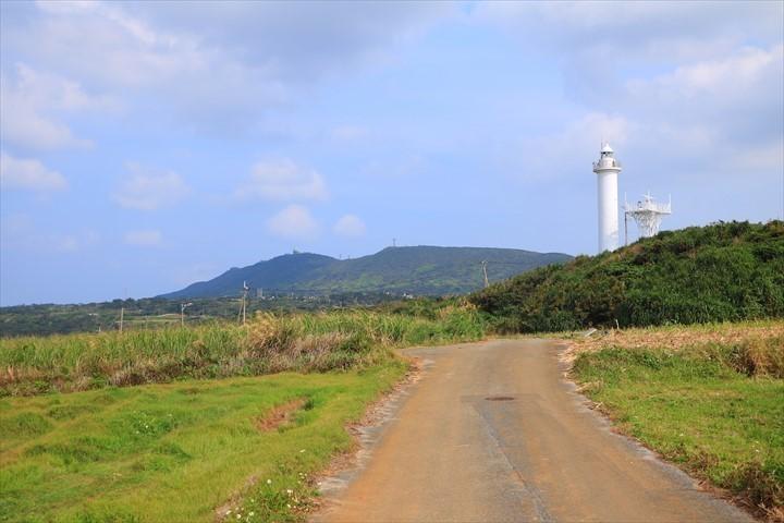 久米島 一周 ロードバイク