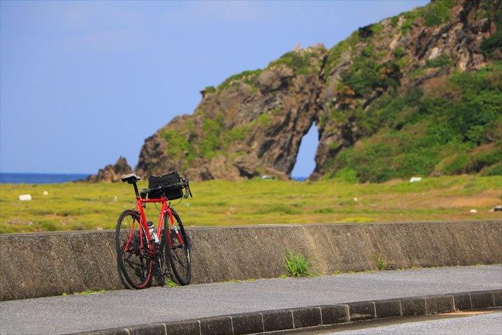 久米島 一周 ミーフガー
