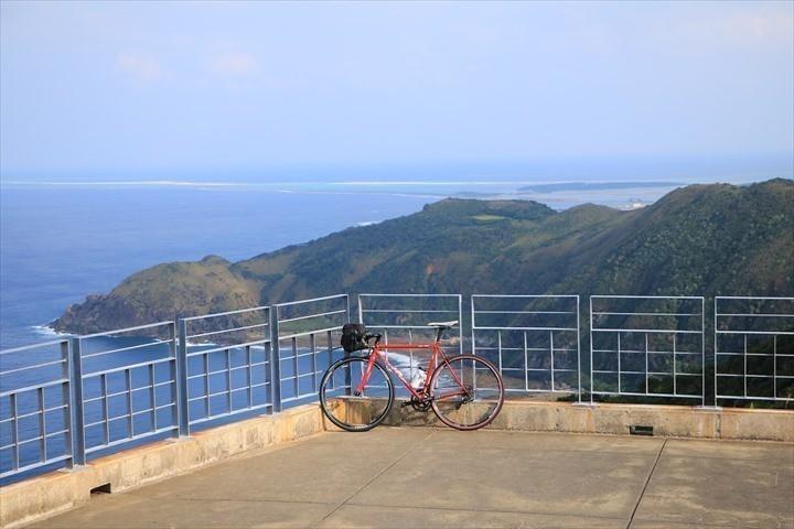 久米島 一周 比屋定バンタ