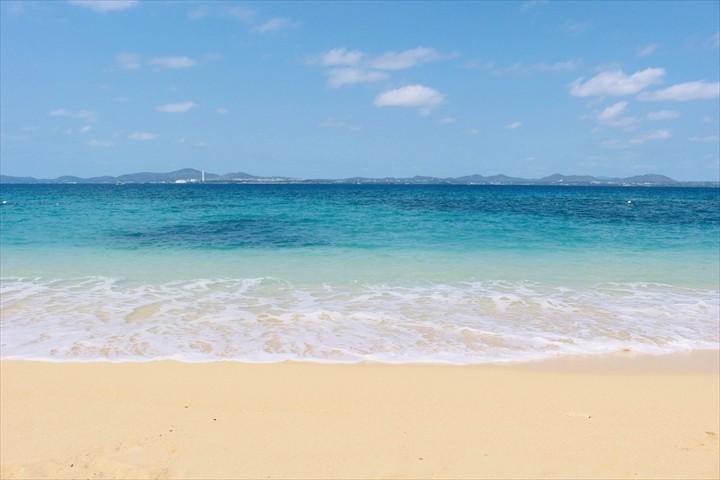 海中道路 ドライブスポット 伊計島 大泊ビーチ