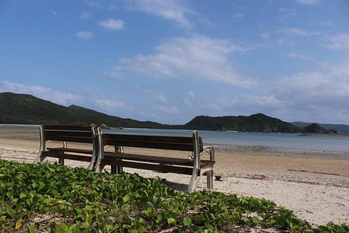 座間味島 観光 安護の浦