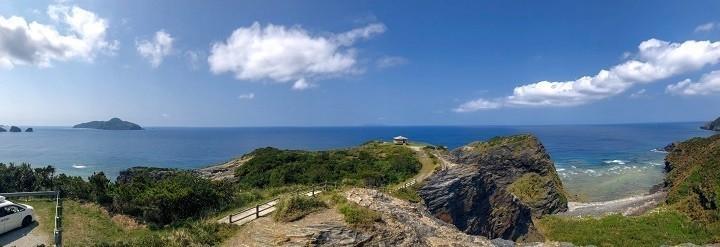 座間味島 観光 女瀬の崎