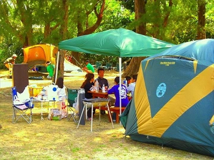 自然体験学習施設 ネイチャーみらい館 キャンプ