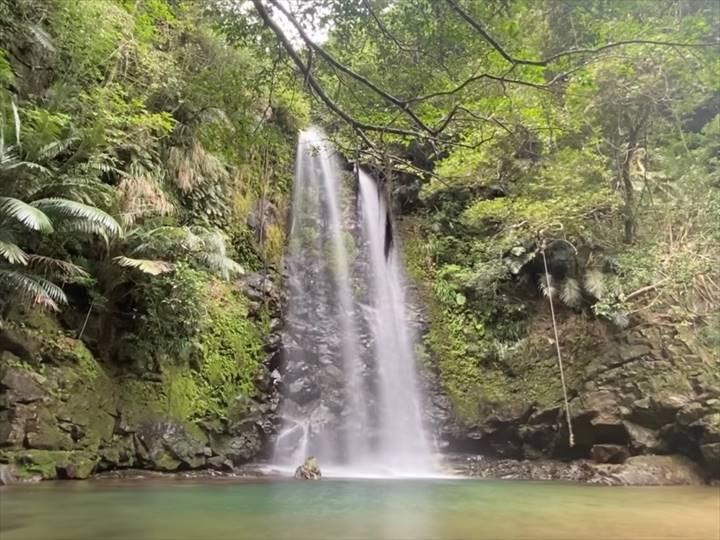 沖縄上級者向け 観光スポット ター滝