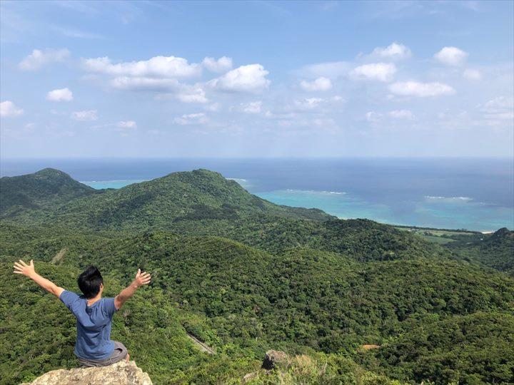 沖縄上級者向け 観光スポット 野底岳