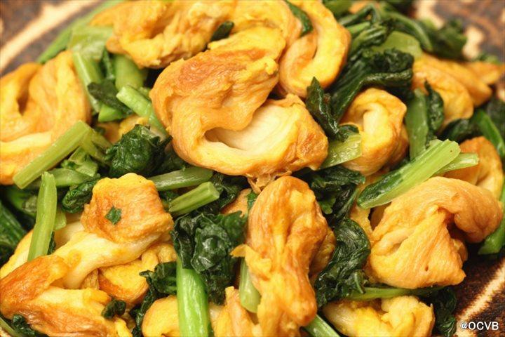 沖縄料理 チキナー