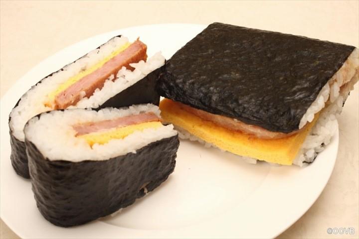沖縄料理 ポークタマゴ