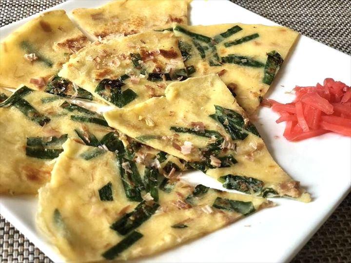 沖縄料理 ヒラヤーチー
