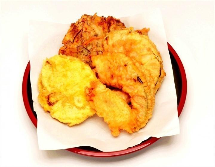 沖縄料理 天ぷら