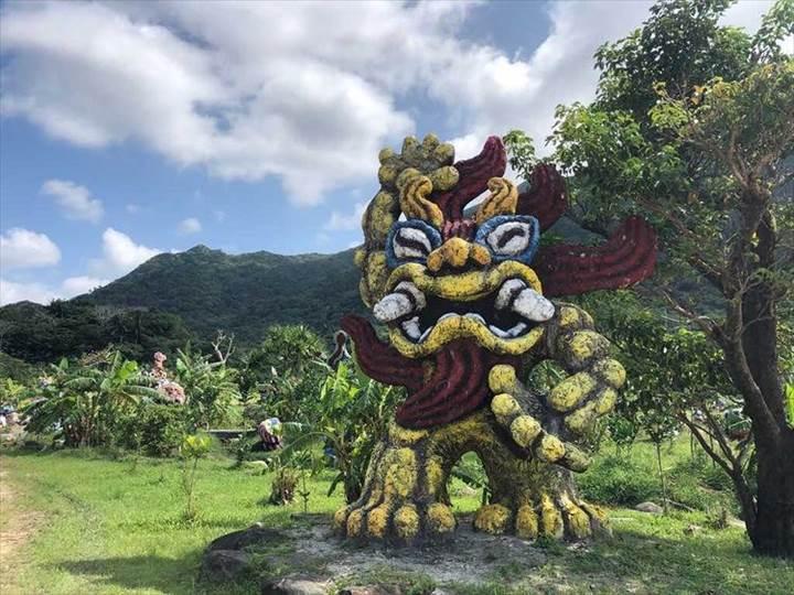 沖縄 珍スポット 米子焼工房・シーサー農園