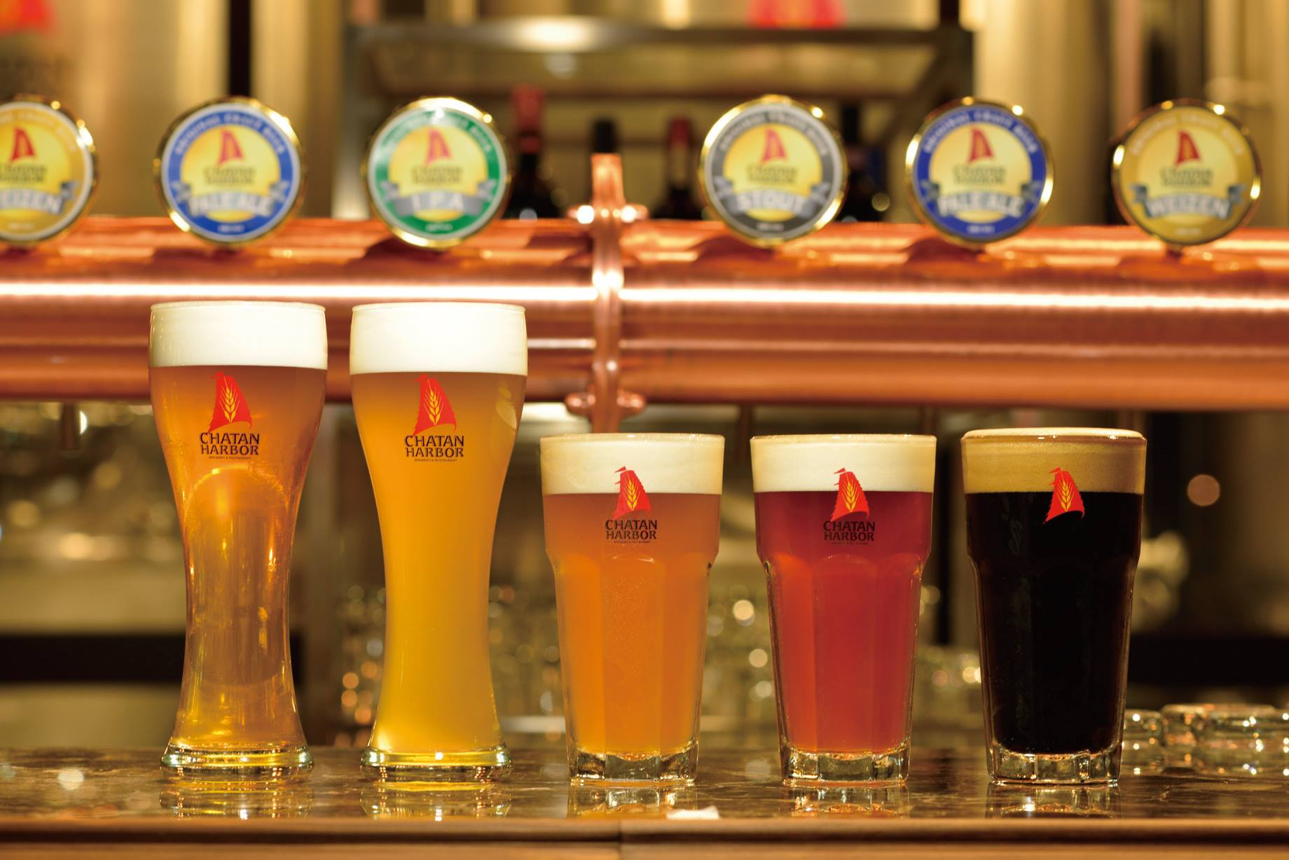 チャタンハーバー ブルワリー&レストランでの楽しみ方|沖縄ラボPassでもっと沖縄旅行を楽しもう