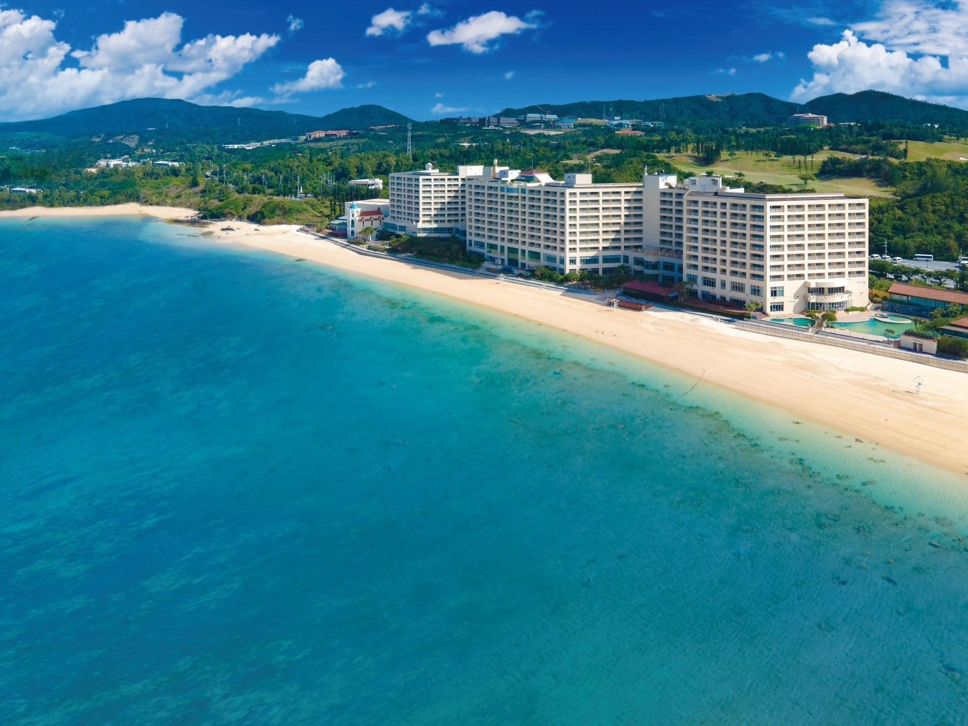 リザンシーパークホテル谷茶ベイでの過ごし方&遊び方|沖縄ラボPassでもっと沖縄旅行を楽しもう