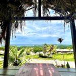 絶景ハンモックカフェ「亜熱帯茶屋」で海を眺めながらまったりチルタイム!