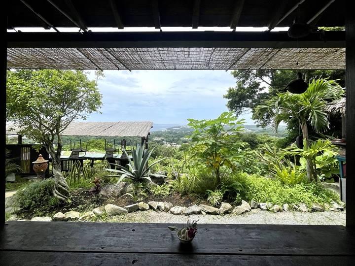 亜熱帯茶屋 テラス席