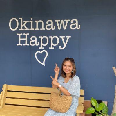 沖縄 ウォールアート BB Coffee
