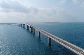 絶景で有名な沖縄の橋6選♪ドライブに行こう