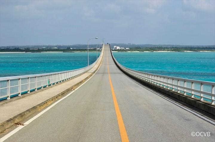 沖縄 橋 来間大橋