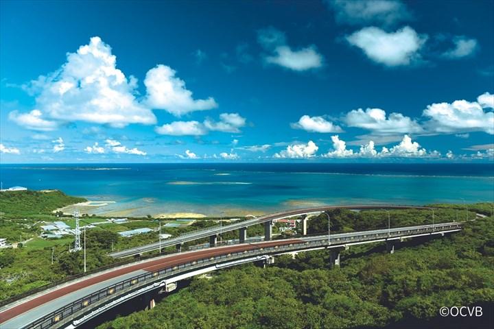 沖縄 橋 ニライカナイ橋