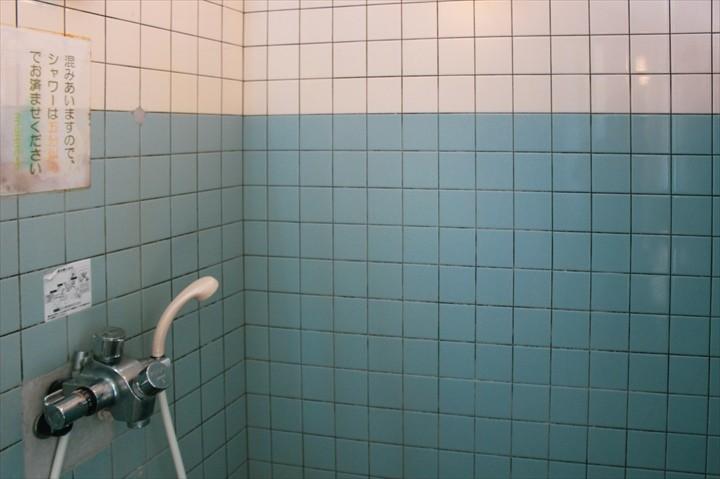 つつじエコパーク キャンプセンター シャワー