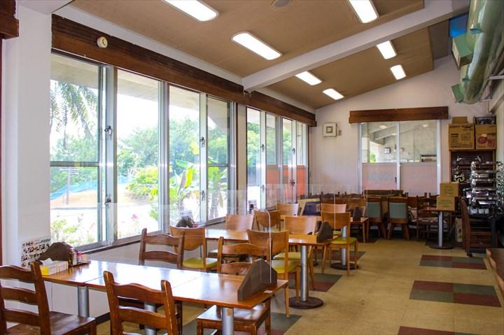 つつじエコパーク バンガロー レストラン