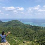 15分で広がる絶景&恋愛成就スポット?石垣島の野底岳を登る